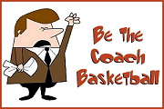 Be the Coach Basketball